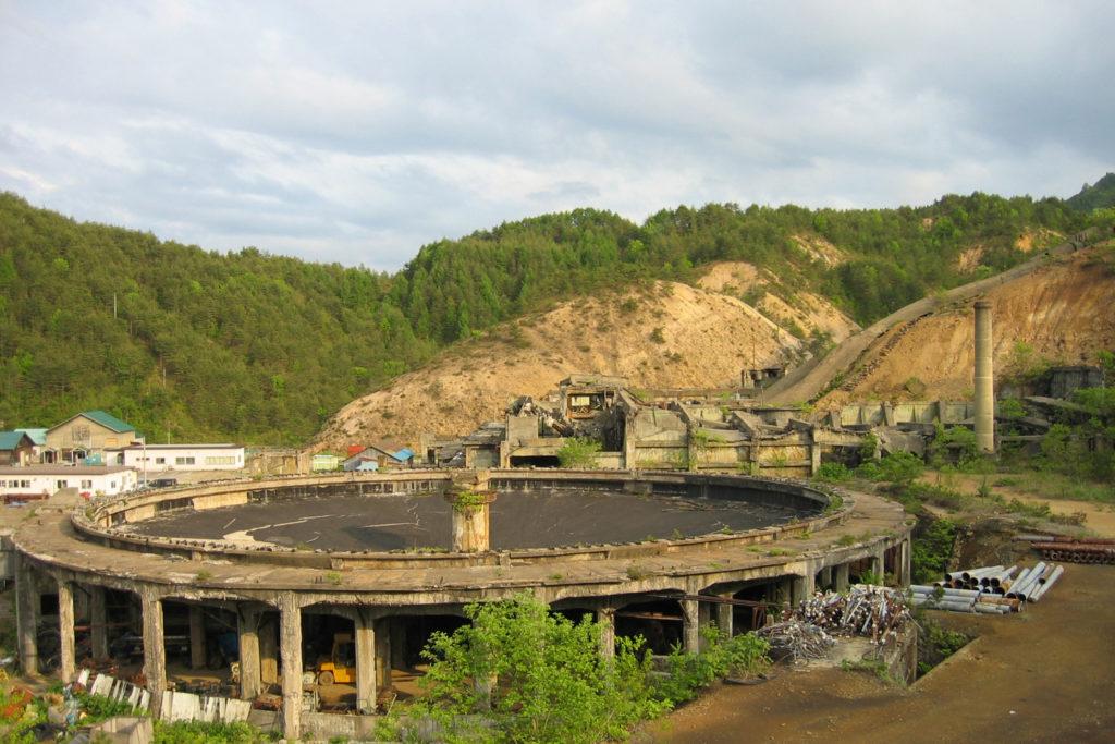 近代化産業遺産 史跡尾去沢鉱山